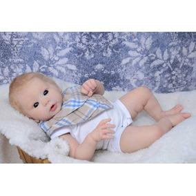 Bebê Reborn Kit Kylin