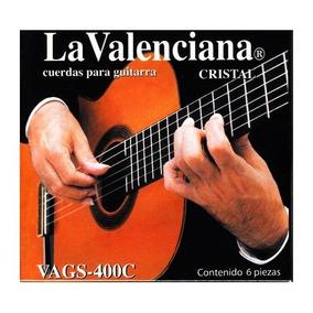 Encordadura Guitarra Clas. La Valenciana Ny