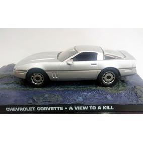Corvette - Bond A View To A Kill 1/43 Universal Hobbies