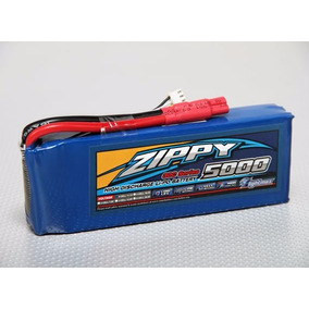 Bateria Lipo 5000 3s 30c Zippy Drone Aero Auto Hpi Traxxas