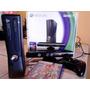 Vendo O Cambio Xbox360 Slim 4gb Con Kinect+2 Juegos