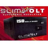 Regulador Sola Basic Isb Slim Volt, 1300va - 700w, 4 Contact