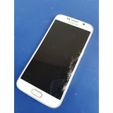 Celular Samsung S6 Pantalla Trizada, Para Repuesto