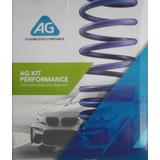 Resortes Ag Kit Performance Vw Jetta Mk4 2.0l 1.8t 1999-2013