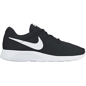 Zapatillas Nike Tanjun Hombre Negras en Mercado Libre México 6ecc026770b9b