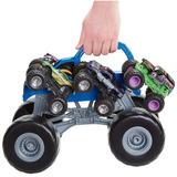 Carro Base Para Poner Carritos De Hot Wheels Marca Monster J