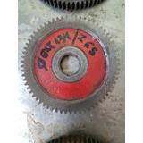 Engrenagem Para Torno Mecânico Z: 65 Dentes - Modulo: 2