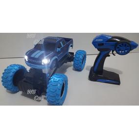 Camionete Tally Hb Toy Crawler Rock Through 1:14 Car 4x4 Rc