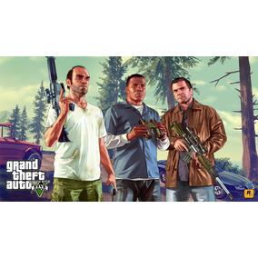 Grand Theft Auto 5 Gta V Pc Oferta Digital Key Original