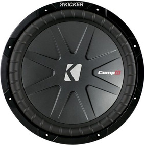 Kicker 40cwr122 Compr Series 12 Inch Subwoofer 2 Ohm