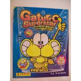 Album Gaturro Superstar Vacio