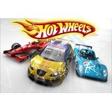 Painel Decorativo Festa Infantil Carros Hot Wheels (mod1)