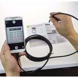 Endoscopio Android Usb 2 M Inspección Luz Resiste Agua 5.5
