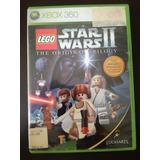 Juego Xbox 360 Lego Star Wars Ii