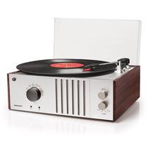 Vitrola Portátil Crosley Player Tech Turntable Radio Am Fm