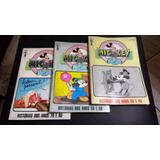 Mickey Sessenta Anos Coleção Completa Volumes 1, 2 E 3