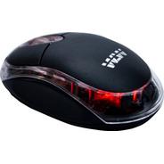 10 Mouse Óptico Wlw Wlw-002 Preto