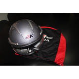 Casco Integral Ek Helmets. (talla L)