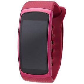 Samsung R360 Gear Fit 2 Talla Chica Rosa