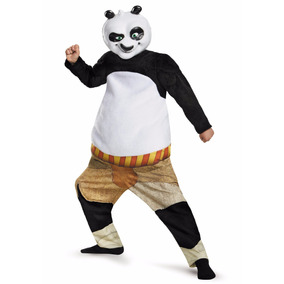 Disfraz Po Kung Fu Panda 4/6 Años Original Entrega Inmediata