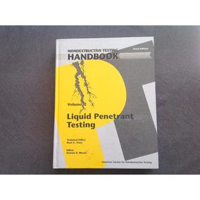 Handbook engenharia livros de engenharia no mercado livre brasil nondestructive testing handbook liquid penetrant vol 2 fandeluxe Image collections