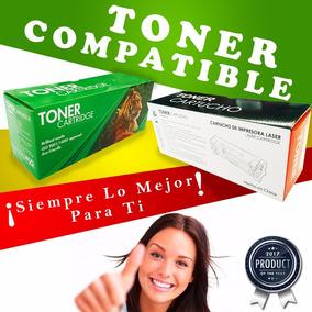 Toner Compatible Hp Laserjet P1005 P1006 P1505 Envio Gratis
