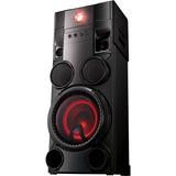 Minicomponente Equipo De Sonido, Torre Portatil Lg Om7560