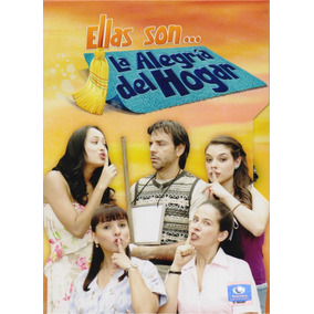Ellas Son La Alegria Del Hogar Eugenio Derbez Telenovela Dvd