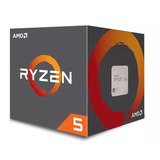 Procesador Amd 2da Generación Ryzen 5 2600