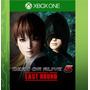 Dead Or Alive 5 Last Round - Xbox One (no Cambio)