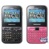 Samsung Ch@t 222 Completo En Caja Consulte Stock