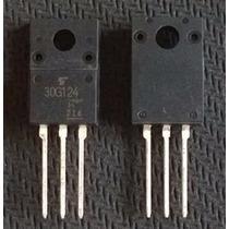 Transistor - Gt30g124 | 30g124 - Tv Plasma - Novo E Original