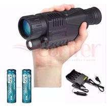 Monocular O Wg-37 5 Megapixels 5 X 40 Noite Digital Vision