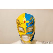 Gratis Envío Rey Misterio Mascara De Lucha Libre Aaa