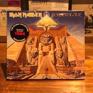 Iron Maiden Powerslave Cd