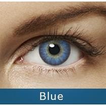 Freshlook. Lentes De Contato Azul Blue 1 Ano+brinde + Estoj