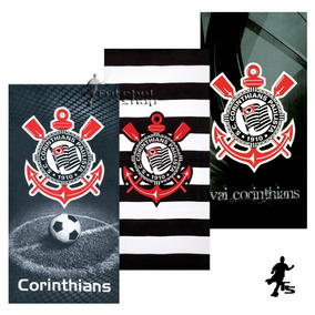 13bcc5fc3d Toalha Corinthians Banho Toalhas - Acessórios para Banheiros no ...
