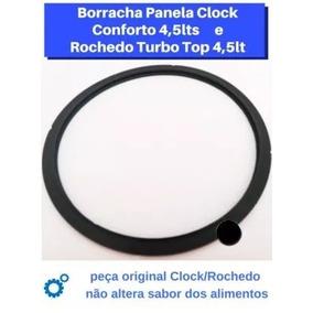 Vedação Panela Pressão Rochedo Turbo Top 7,6 - Frete 12,00