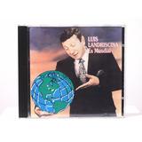 Cd Es Mundial Luis Landriscina Humor Chistes Cuentos / Nuevo