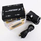 Splitter Vga Para 4 Monitores Mg 250 Mghz Con Fuente
