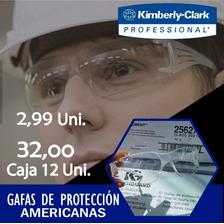 Gafas De Proteccion Transparente Uva Kimberly Clark American