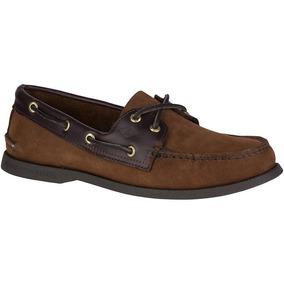 b5bf162f606 O 2 Eye 1 Zapatos Sperry Top Sider Gold A - Zapatos para Hombre en ...