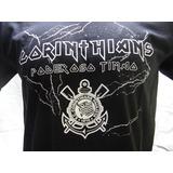 Camisa Corinthians Iron Maiden