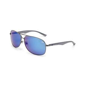 78cbc2a50fee3 Oculos Sol Mormaii M0014 Chumbo Fosco Lente Flash Azul
