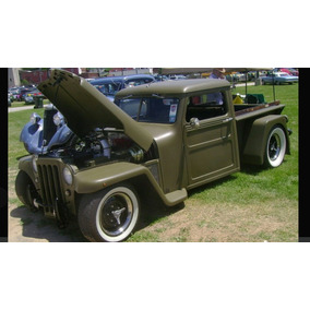 Chassi Documento Willys Ford F75 F-75