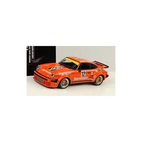 1976 Porsche 934 Rsr Jagermeister Diecast Model En Escala 1: