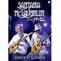 Santana Jhon Mclaughlin Montreux 2011 Invitation Dvd Nuevo