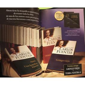 Enciclopedia Carlos Fuentes (29) Libros Planeta De Agostini
