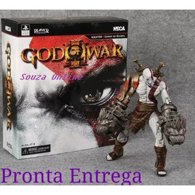 Neca God Of War 3 Kratos Ghost Of Sparta Pvc Action Figure