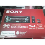 Sony Xplod Mex-n5150bt O 5100bt Usb Bluetooth Doble Camaleon
